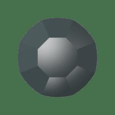 2000 SS03 (1.4 mm - Hotfix)-Jet Hematite