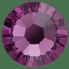 2038 SS08 (2.4 mm - Hotfix)-Amethyst