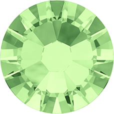 2038 SS08 (2.4 mm - Hotfix)-Chrysolite