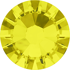 2038 SS08 (2.4 mm - Hotfix)-Citrine