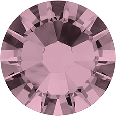 2058 SS09 (2.6 mm - No hotfix)-Crystal Antique Pink