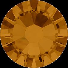2038 SS06 (2 mm - Hotfix)-Crystal Copper