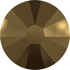 2038 SS06 (2 mm - Hotfix)-Crystal Dorado