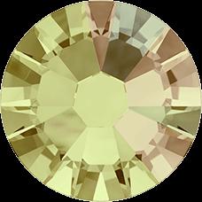 2038 SS06 (2 mm - Hotfix)-Crystal Luminous Green