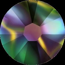2038 SS08 (2.4 mm - Hotfix)-Crystal Rainbow Dark
