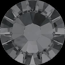 2058 SS09 (2.6 mm - No hotfix)-Crystal Silver Night
