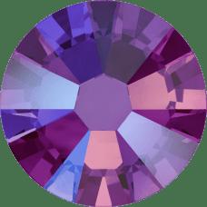 2058 SS09 (2.6 mm - No hotfix)-Fuchsia Shimmer