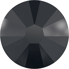 2038 SS06 (2 mm - Hotfix)-Jet Hematite