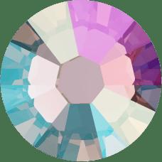 2058 SS09 (2.6 mm - No hotfix)-Light Rose Shimmer