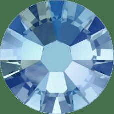 2038 SS06 (2 mm - Hotfix)-Light Sapphire Shimmer