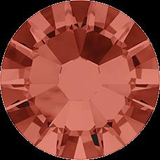 2038 SS06 (2 mm - Hotfix)-Padparadscha