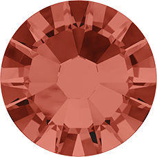 2038 SS10 (2.8 mm - Hotfix)-Padparadscha