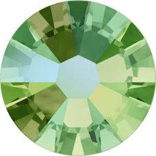 2038 SS06 (2 mm - Hotfix)-Peridot Shimmer