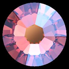 2038 SS06 (2 mm - Hotfix)-Rose Peach Shimmer