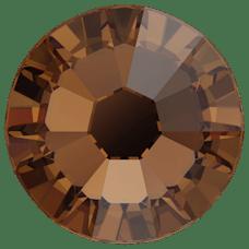 2038 SS08 (2.4 mm - Hotfix)-Smoked Topaz