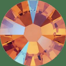 2038 SS06 (2 mm - Hotfix)-Tangerine Shimmer