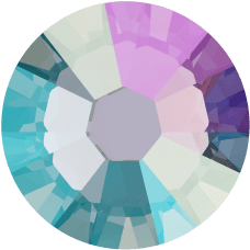 2038 SS06 (2 mm - Hotfix)-Tanzanite Shimmer