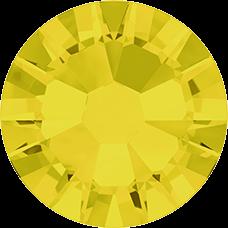 2038 SS06 (2 mm - Hotfix)-Yellow Opal