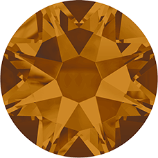 2078 SS12 (3 mm - Hotfix)-Crystal Copper