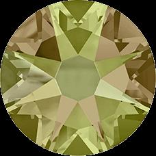 2088 SS12 (3 mm - No hotfix)-Crystal Luminous Green