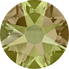 2088 SS16 (3.8 mm - No hotfix)-Crystal Luminous Green
