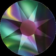 2078 SS16 (3.8 mm - Hotfix)-Crystal Rainbow Dark