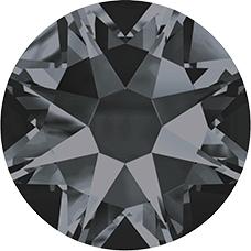 2078 SS16 Hotfix - 144 Stuks-Crystal Silver Night