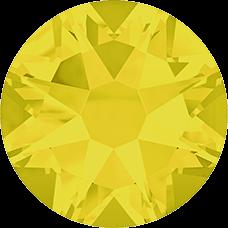 2088 SS34 (7 mm - No hotfix)-Yellow Opal