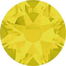 2078 SS16 (3.8 mm - Hotfix)-Yellow Opal