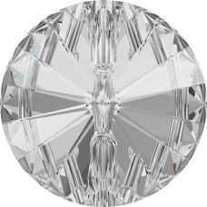 3015 Swarovski knoop 27 mm-Crystal