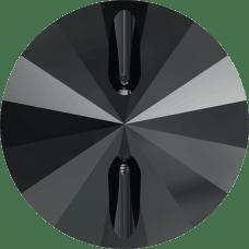 3015 Swarovski knoop 10 mm-Jet Hematite