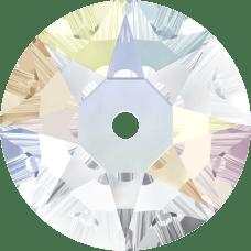 3188 Xirius Lochrose 4MM-Crystal AB