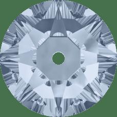 3188 Xirius Lochrose 3MM-Crystal Blue Shade