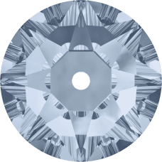 3188 Xirius Lochrose 4MM-Crystal Blue Shade