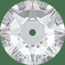 3188 Xirius Lochrose 3MM-Crystal