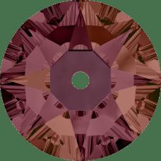 3188 Xirius Lochrose 5MM-Crystal Lilac Shadow