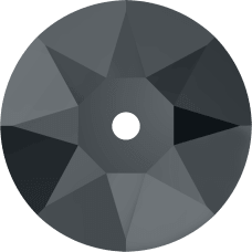 3188 Xirius Lochrose 5MM-Crystal Silver Night