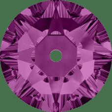 3188 Xirius Lochrose 3MM-Fuchsia