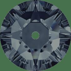 3188 Xirius Lochrose 4MM-Graphite