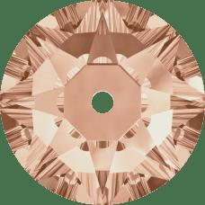 3188 Xirius Lochrose 4MM-Light Peach