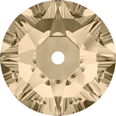3188 Xirius Lochrose 5MM-Light Silk