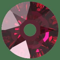 3188 Xirius Lochrose 3MM-Scarlet