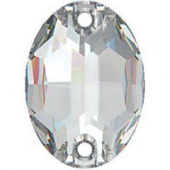 3210 - Crystal Opnaaibaar 24x17 mm - SALE
