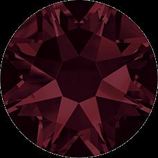 2078 SS16 Hotfix - 48 Stuks-Burgundy