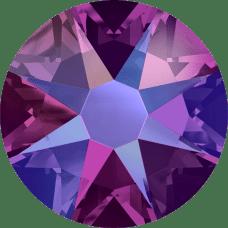 2078 SS16 Hotfix - 144 Stuks-Fuchsia Shimmer