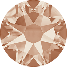 2088 SS12 (3 mm - No hotfix)-Light Peach