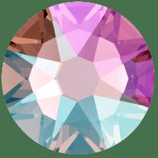 2088 SS12 (3 mm - No hotfix)-Light Rose Shimmer