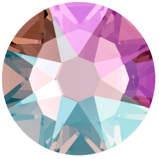 2088 SS16 (3.8 mm - No hotfix)-Light Rose Shimmer