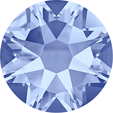 2078 SS16 Hotfix - 144 Stuks-Light Sapphire