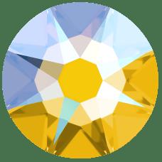 2078 SS20 (4.6 mm - Hotfix)-Light Topaz Shimmer